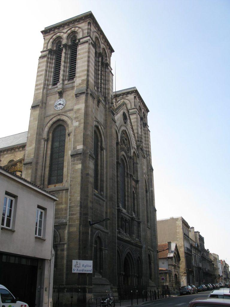 Changement horaire de messe Saint Ferdinand