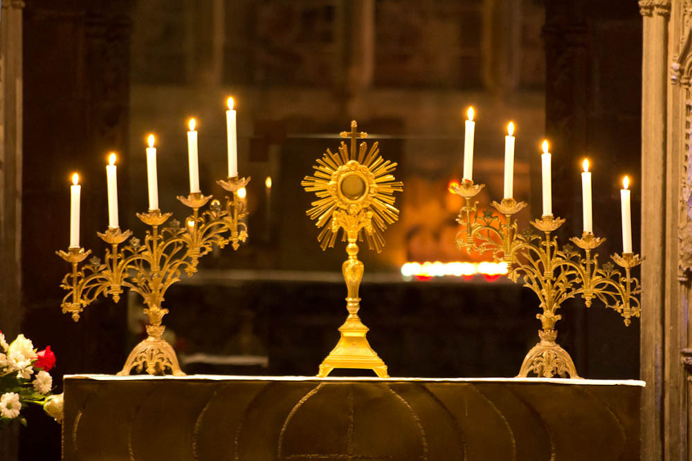 Veillée d'adoration mercredi 2 décembre