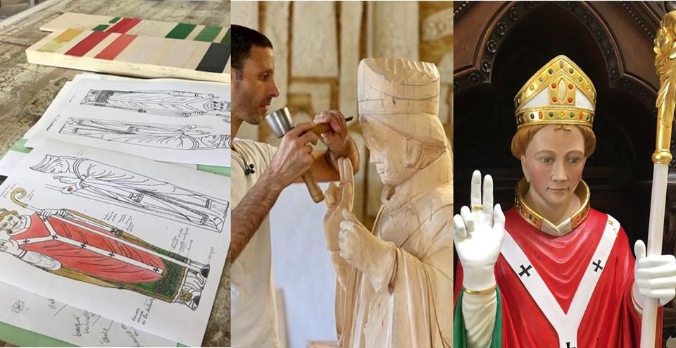 Soirée Evénement : Présentation de la nouvelle statue de St Seurin