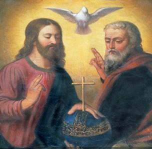 Pour prier en ce temps d'épreuve et rester en communion spirituelle les uns avec les autres.