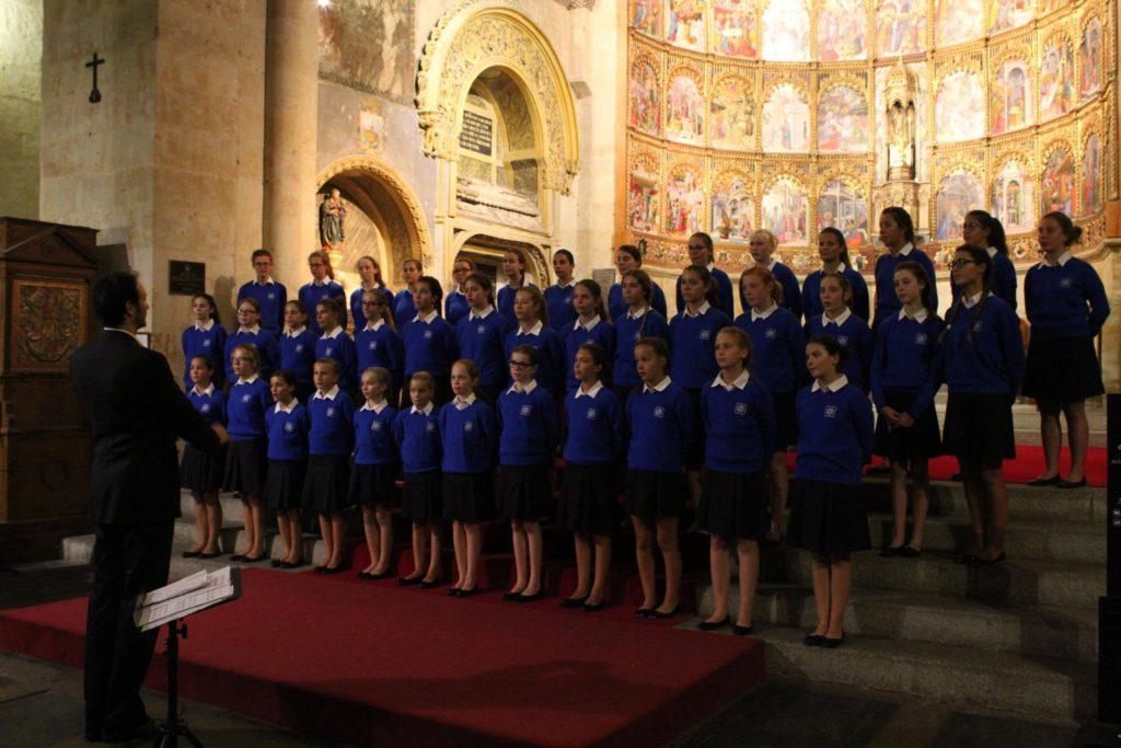 CONCERT Choeur des filles de Bordeaux à Saint Bruno MAINTENU