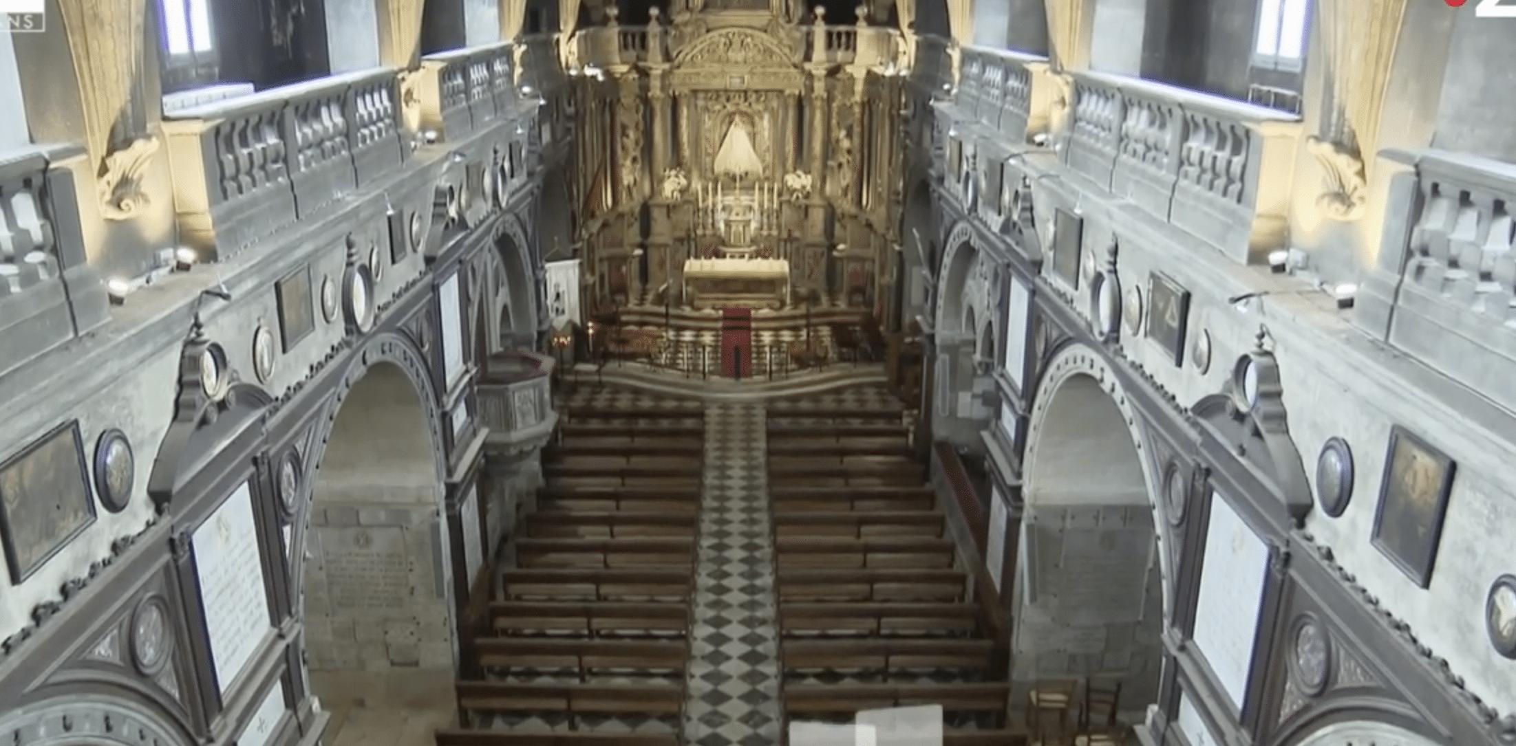 Pèlerinage paroissial de nos trois clochers