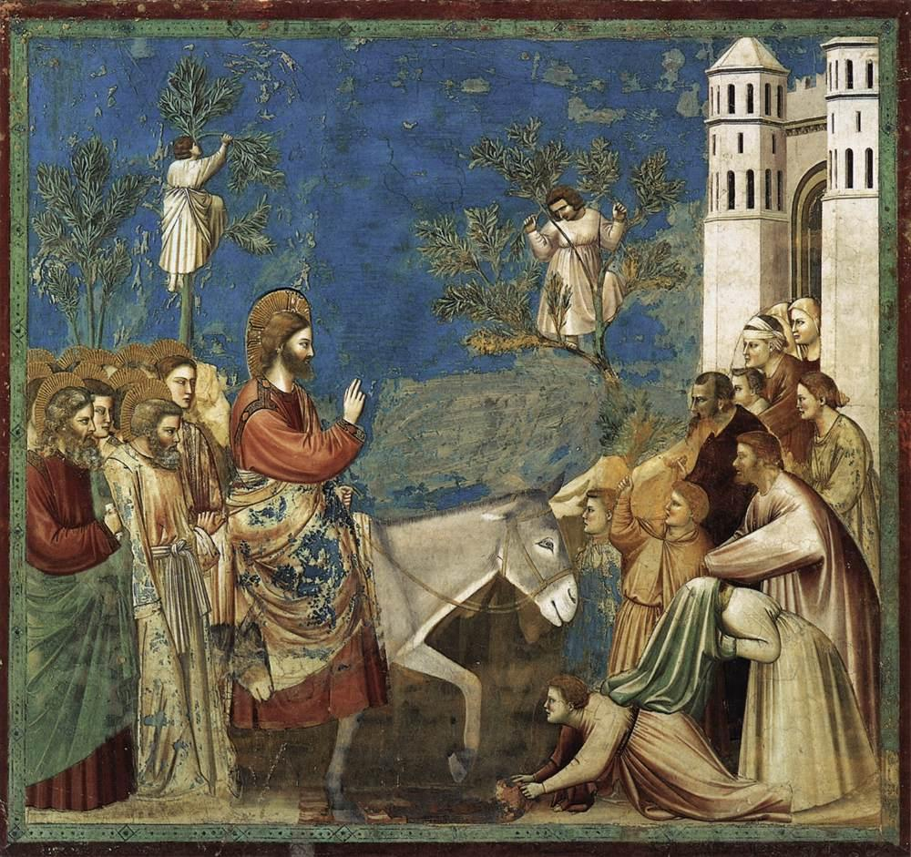 Horaires pendant la semaine sainte et Pâques