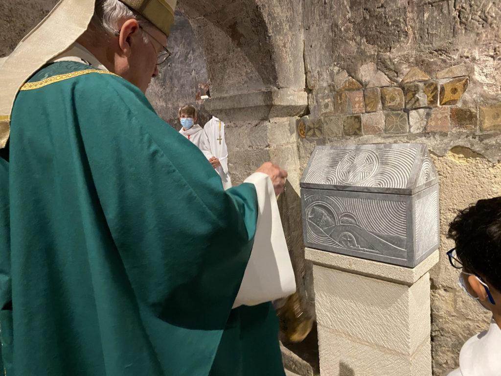 Reliques de Saint Amand